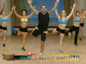 bum bum workout screenshot