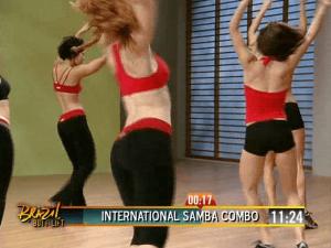 cardio axe workout screenshot