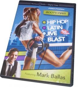 Bootyfirm DVD
