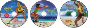Brazil Butt Lift DVDs