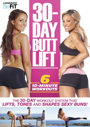 30 day butt lift challenge