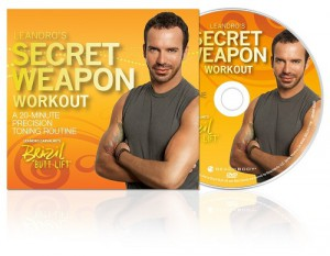 BBL secret weapon DVD