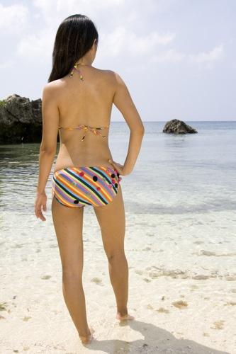 Bikini print