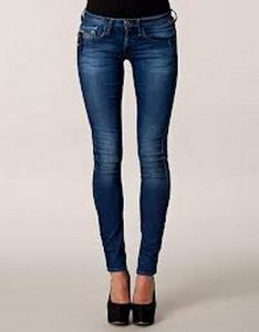 Bow legged thigh gap