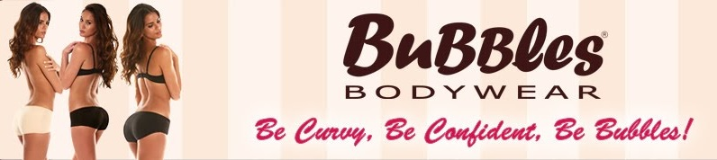 Bubbles bodywear padded butt enhancing underwear