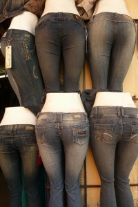 jeans for butts