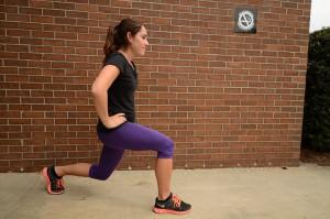 Best butt exercises split squat