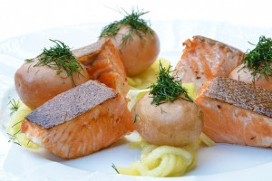 healthy salmon for weight loss