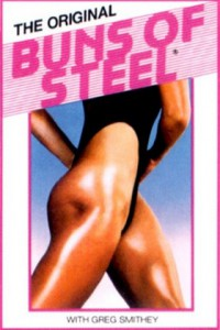 Buns of steel VHS