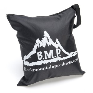 black mountain resistance bands bag