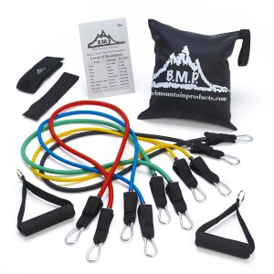 black mountain resistance bands review