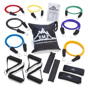black mountain ultimate resistance band set
