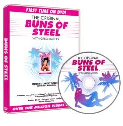 buns of steel dvd