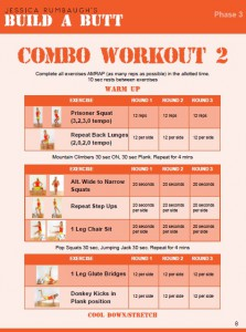 phase 3 workout