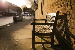 bench for split squats