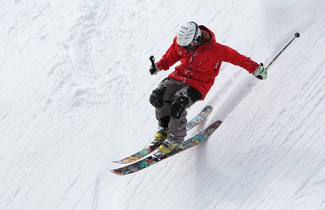 ski jumps