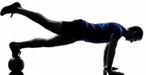 Best Butt Exercises: Plank With Leg Raise