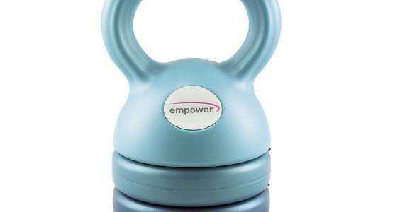 Empower 3-in-1 Adjustable Kettlebell Review : Great For The Casual User
