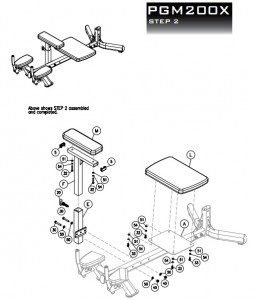 pgm200x glute master review assembly instructions