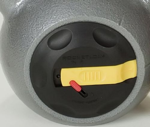 rocketlok kettlebell locking mechanism