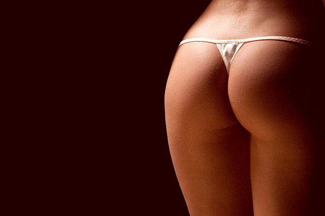 thong g-string for vpl