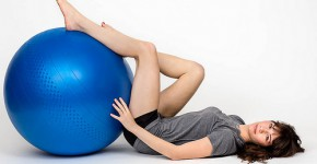 Exercise Ball Sizes – Choosing the Right Size Ball for You!
