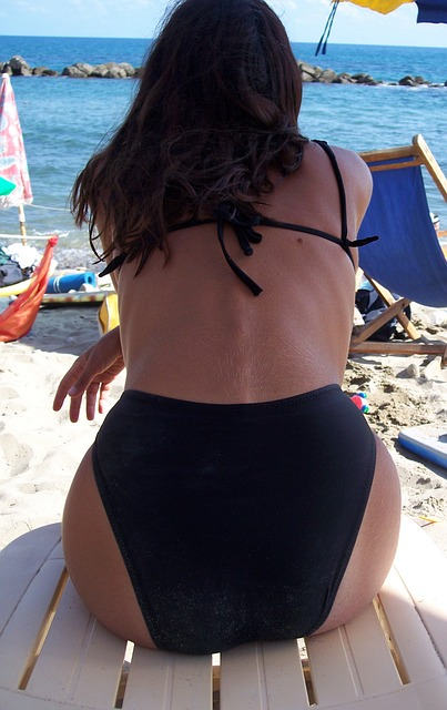 Shapely butts