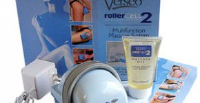 Verseo Roller Cell Review: Anti-cellulite Home Massage System