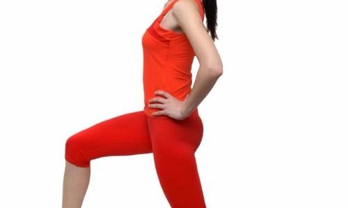Best Butt Exercises: Step Back Lunges