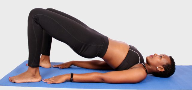 How to Activate Your Glutes' Mind Muscle Connection With Glute Bridges