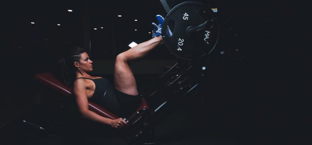 How to Target and Build Your Glutes With The Leg Press Machine