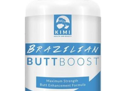 Brazilian Butt Boost by Kimi Naturals – Butt Enhancement Pills Review