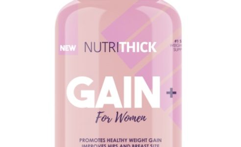 Nutrithick Gain+ Butt Building Pills – Do they Work?